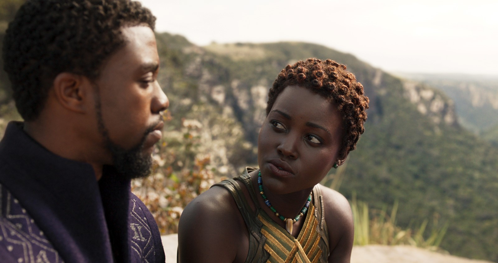 Black Panther : un super-héros pétri d'histoire-fiction