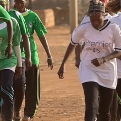 Khartoum Offside, à l'aube de la révolution