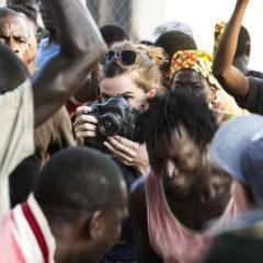 Camille : une photographe en Centrafrique