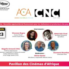 New financing opportunities for film directors and producers from ACP countries.
