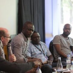 Let's talk about cinema! A round table talk at the 14th African Cinema Festival – Lausanne