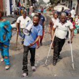 En route pour le milliard : marcher pour afficher sa dignité en RDC